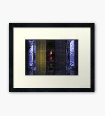 Hyper Cocooning Framed Print
