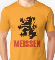 MEISSEN KREIS Slim Fit T-Shirt
