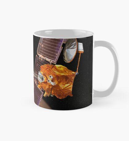 Künstlerische Wiedergabe von Mars Rover. Tasse