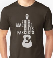 This Machine Kills Fascists T-Shirt