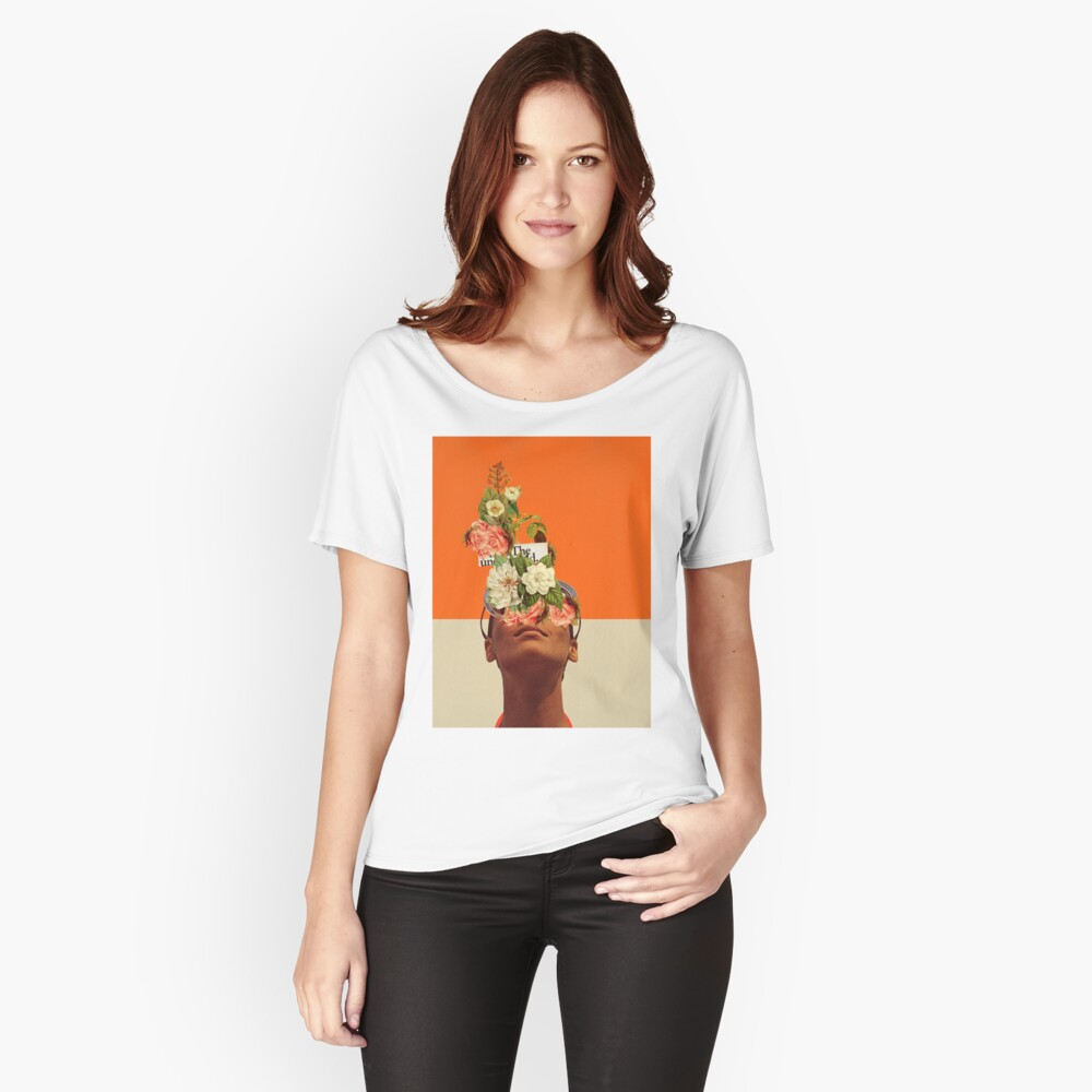 The Unexpected Relaxed Fit T-Shirt