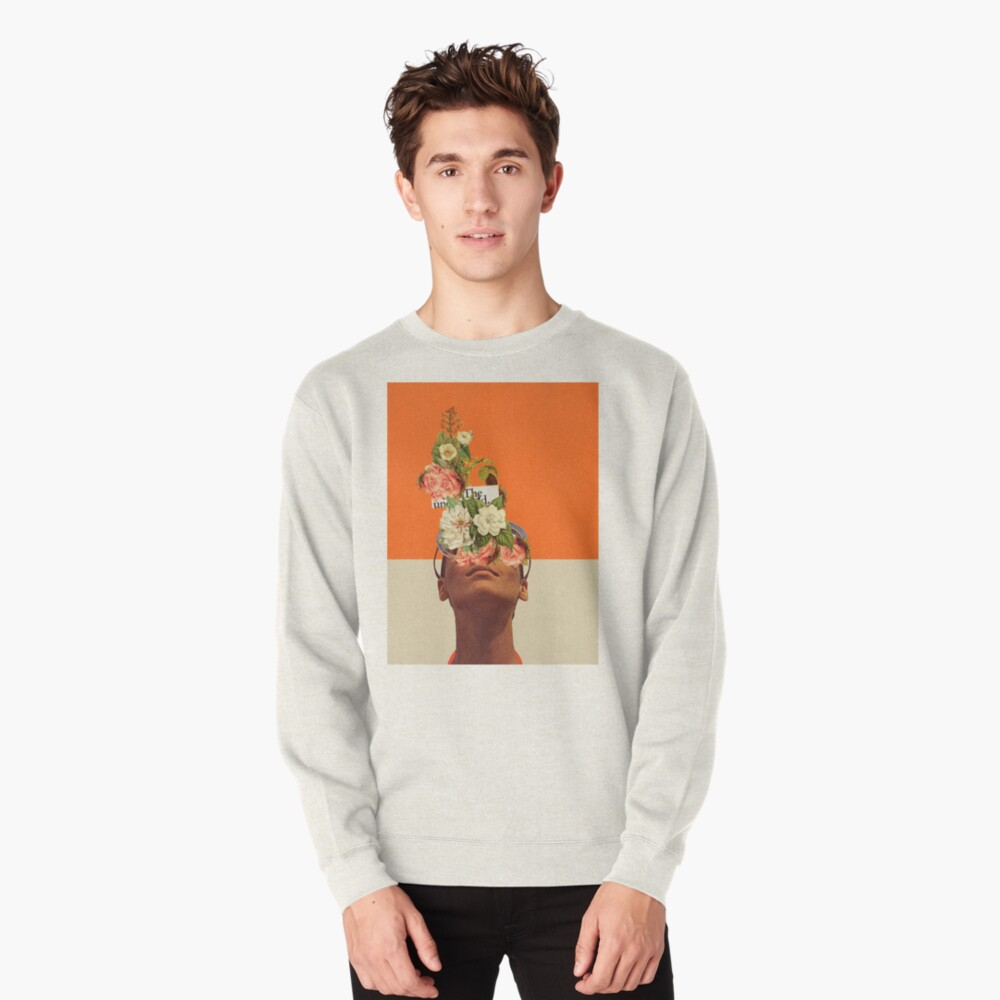 The Unexpected Pullover Sweatshirt