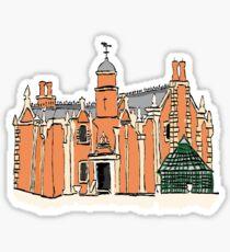 Haunted Mansion Sticker