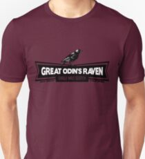 Great Odin's Raven! Single Malt Scotch Unisex T-Shirt