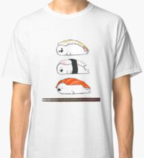 Sashimi, except it's baby Harp Seals Classic T-Shirt