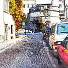 Street by Giuseppe Cocco