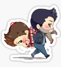 CARRY HIM AWAY Sticker