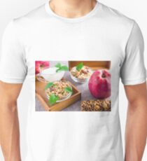 Healthy foods for breakfast T-Shirt