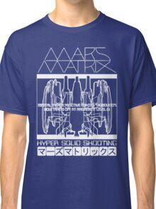Mars Matrix Hyper Solid Shooting Classic T-Shirt