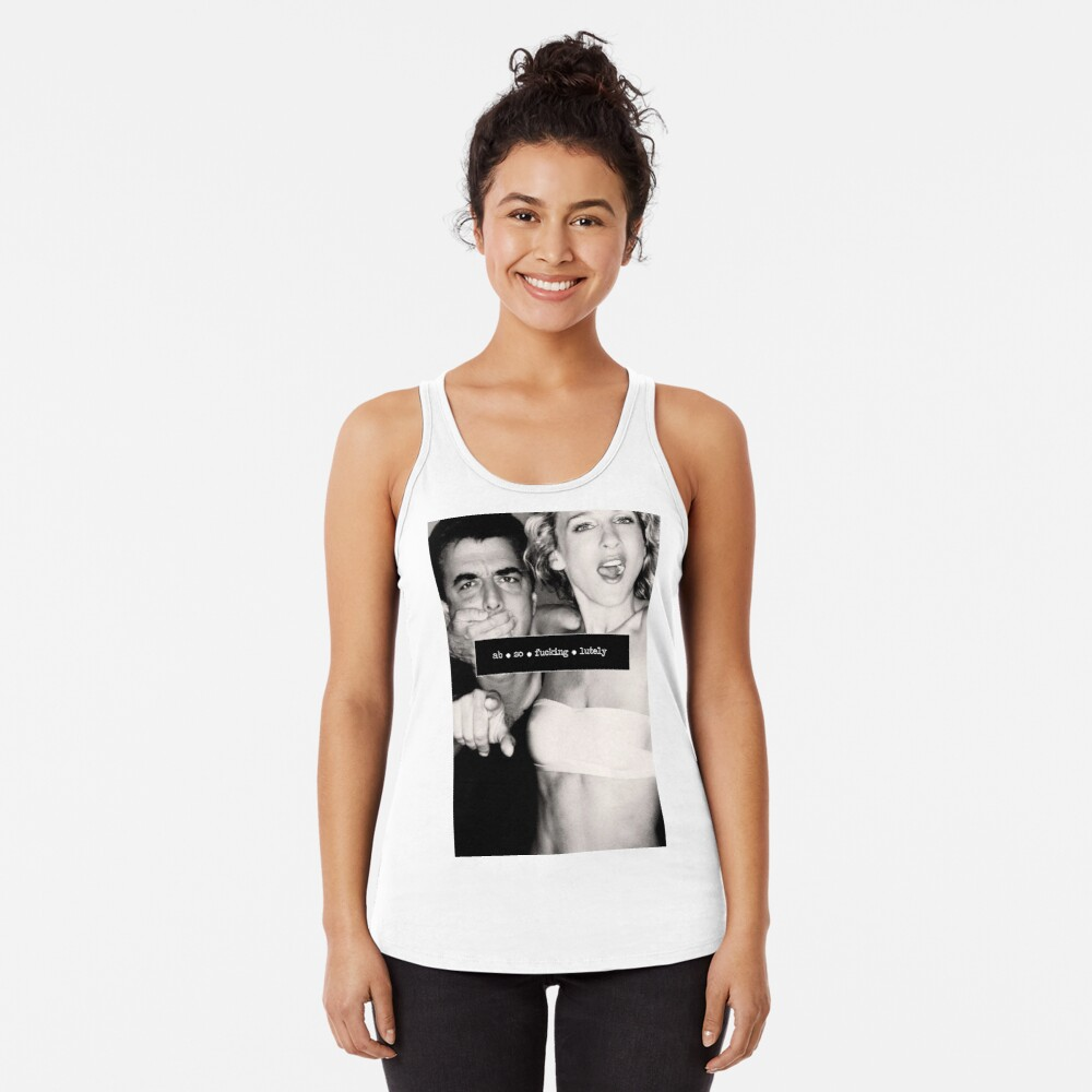 SEX AND THE CITY Racerback Tank Top
