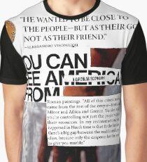 A Circular Economy Graphic T-Shirt