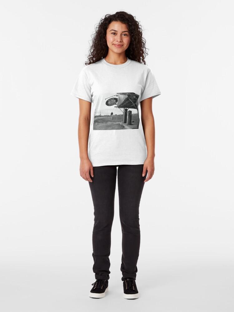 Alternate view of Dixie Gasoline Classic T-Shirt
