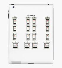 Led Zeppelin Physical Frames iPad Case/Skin