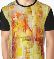 Written in particles and Waves Graphic T-Shirt