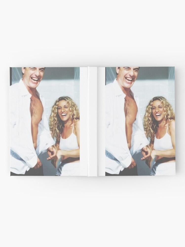 Vista alternativa de Cuaderno de tapa dura EL SEXO Y LA CIUDAD