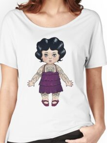 Dollie T-shirt femme coupe relax