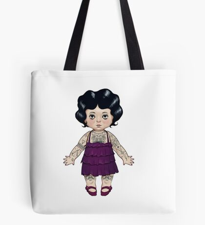 Dollie Tote Bag