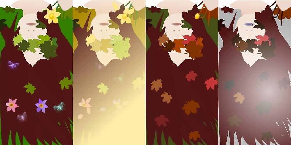 seasons by notsopopular
