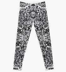 This is a big black dream Leggings