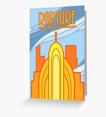 Rapture Greeting Card