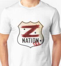 Z nation Unisex T-Shirt