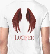 Lucifer red Unisex T-Shirt