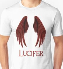 Lucifer red Unisex T-Shirt
