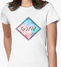 God Is Greater Than the Highs and Lows Women's Fitted T-Shirt