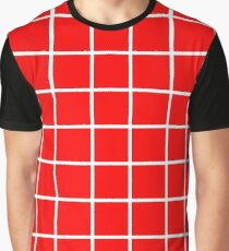 red cube Graphic T-Shirt