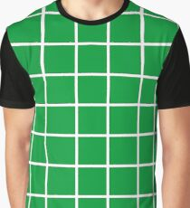 green cube Graphic T-Shirt