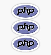 PHP Logo Sticker