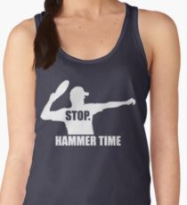 Stop. Hammer Time Women's Tank Top