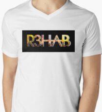 R3HAB Men's V-Neck T-Shirt