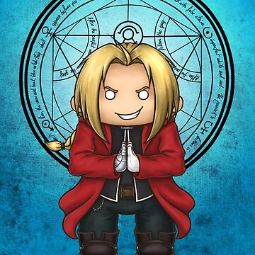 Ed Elric by MythicPhoenix