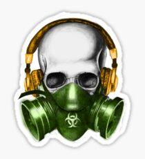 Music Infection Sticker