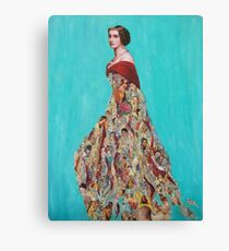 The Mother II  Canvas Print