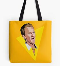 The Legend Of Barney Tote Bag