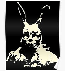 Frank - Donnie Darko Poster