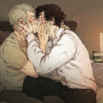 Sherlock: Sweet Kisses by sweetlitlekitty