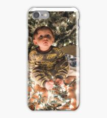 Babies First Christmas iPhone Case/Skin
