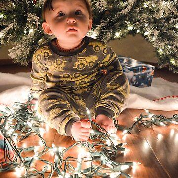 Babies First Christmas by DaniMorin519