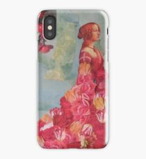 The Queen of  Roses iPhone Case/Skin