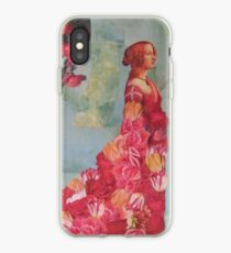 The Queen of  Roses iPhone Case