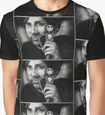 What Nightmares Are Made Of Graphic T-Shirt