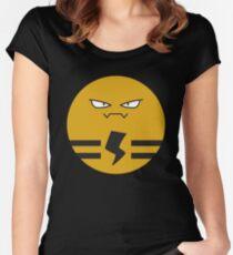 Pokemon Portraits - Elekid Women's Fitted Scoop T-Shirt