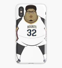 Brow-Beignets  iPhone Case/Skin