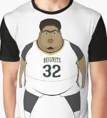Brow-Beignets  Graphic T-Shirt