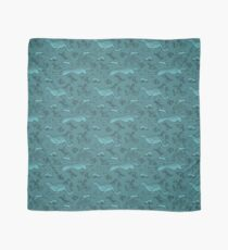 The Hunt - Teal Scarf