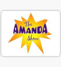 The Amanda Show  Sticker