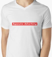 Walking Corporate Billboard T-Shirt